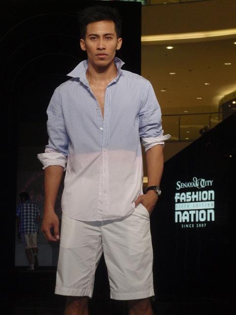 Model Catwalk Pria Dalam Jajaran Model Pria