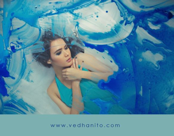 Daydream In Blue by Ve Dhanito
