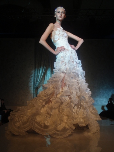 Tex Saverio's Bridal Collection