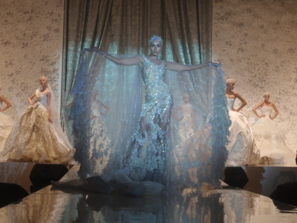 Tex Saverio's Bridal Collection Finale