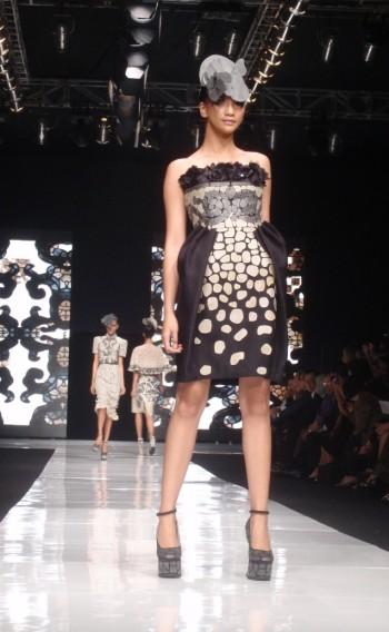 Bella Pietra Collection by Sebastian Gunawan. Model: Sarah Azka