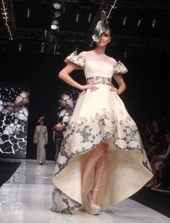 Bella Pietra Collection by Sebastian Gunawan. Model: Ilmira