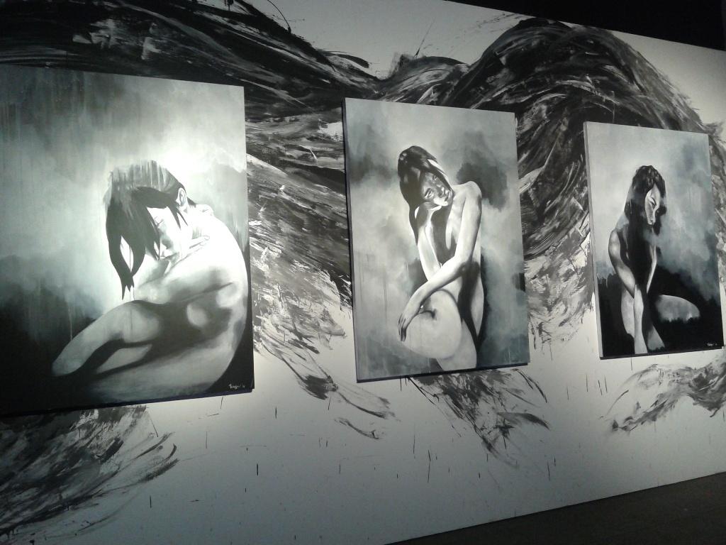 Liputan armadina 39 s blog for Mural hitam putih