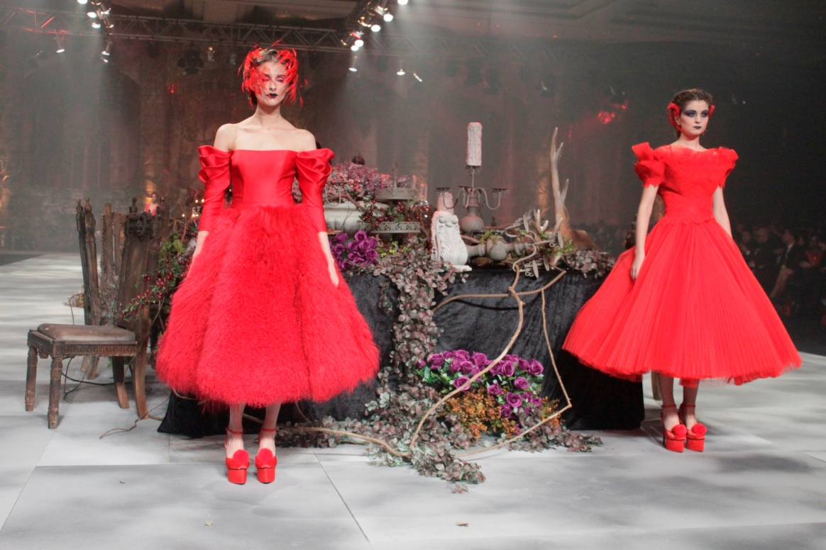 Fashion Show Armadina S Blog